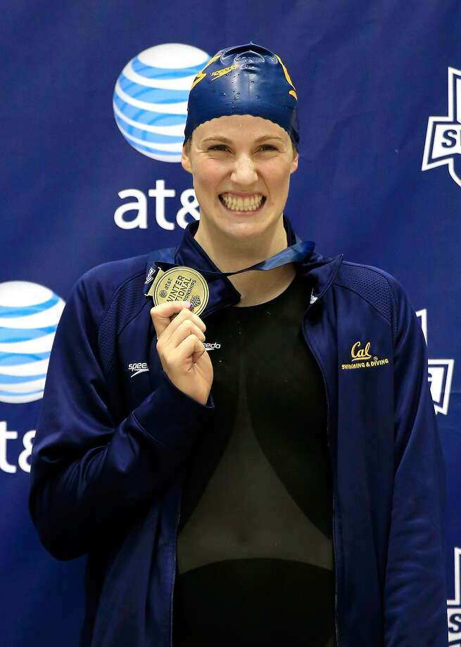 Missy Franklin will be swimming in four events at nationals in Irvine. Photo: Jamie Squire, Getty Images