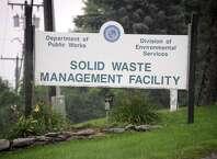 The Colonie Landfill on Tuesday, Aug. 5, 2014 in Colonie, N.Y. (Lori Van Buren / Times Union)