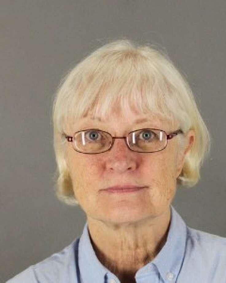 Marilyn Hartman, in a recent mugshot. (Photo: San Mateo County Sheriff's Office)