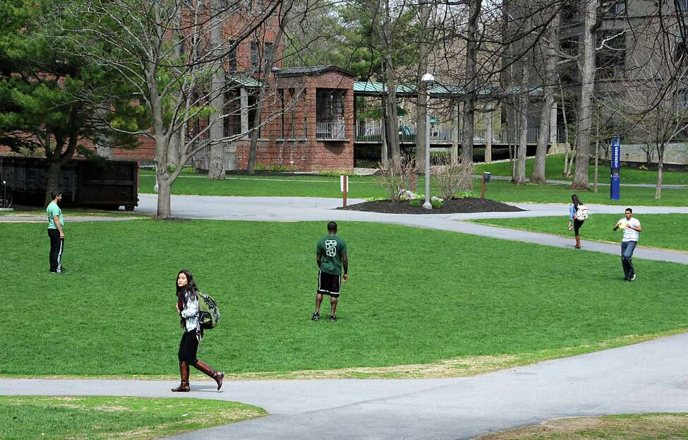 Skidmore College : 10 reported rapes in 2014, or 3.8 per 1,000 students.