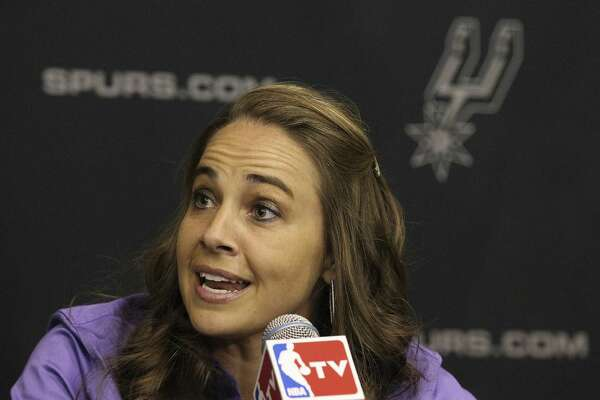 Becky Hammon will begin her new career as an assistant coach with the Spurs after completing her 16th, and final, season in the WNBA, the last eight with the Stars.