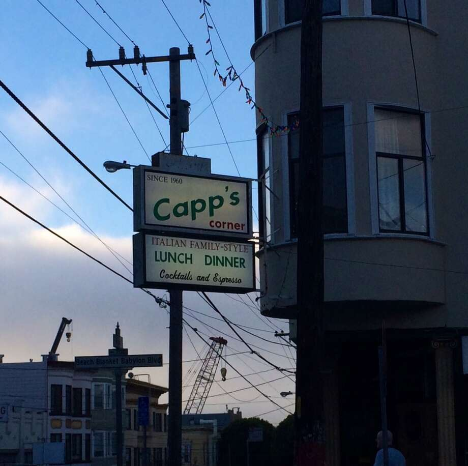 Capp's Corner has been on the corner of Green and Powell since 1963.