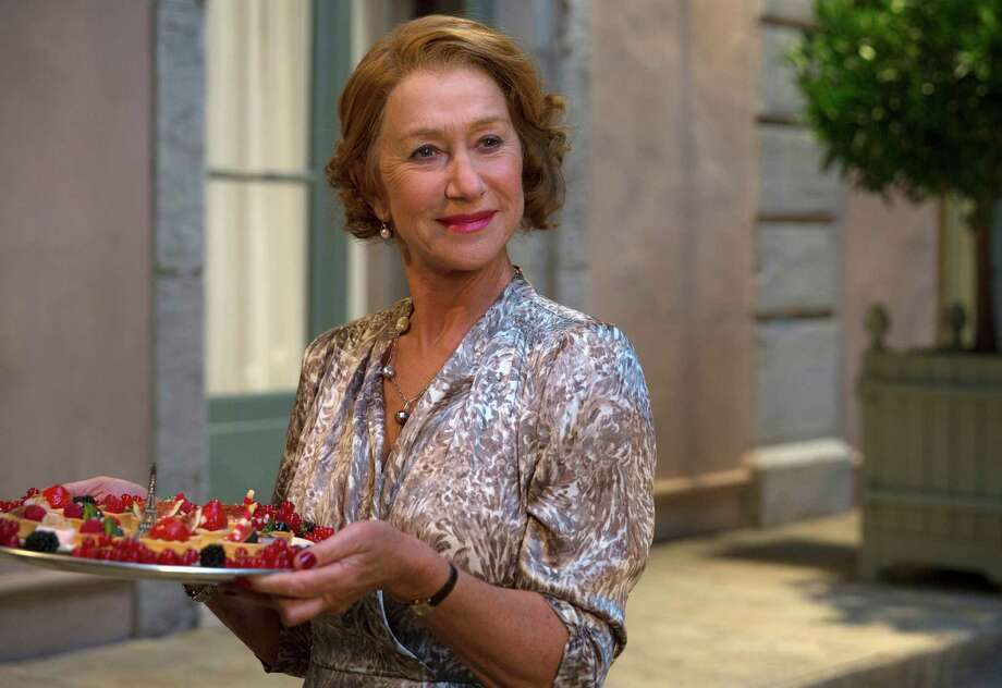 "Helen Mirren stars in ""The Hundred-Foot Journey"" produced by Oprah Winfrey and Steven Spielberg.Watch the trailer. Photo: Francois Duhamel, HONS / DreamWorks II"