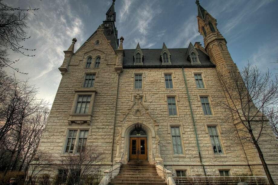 7. Northwestern University Photo: Getty Images