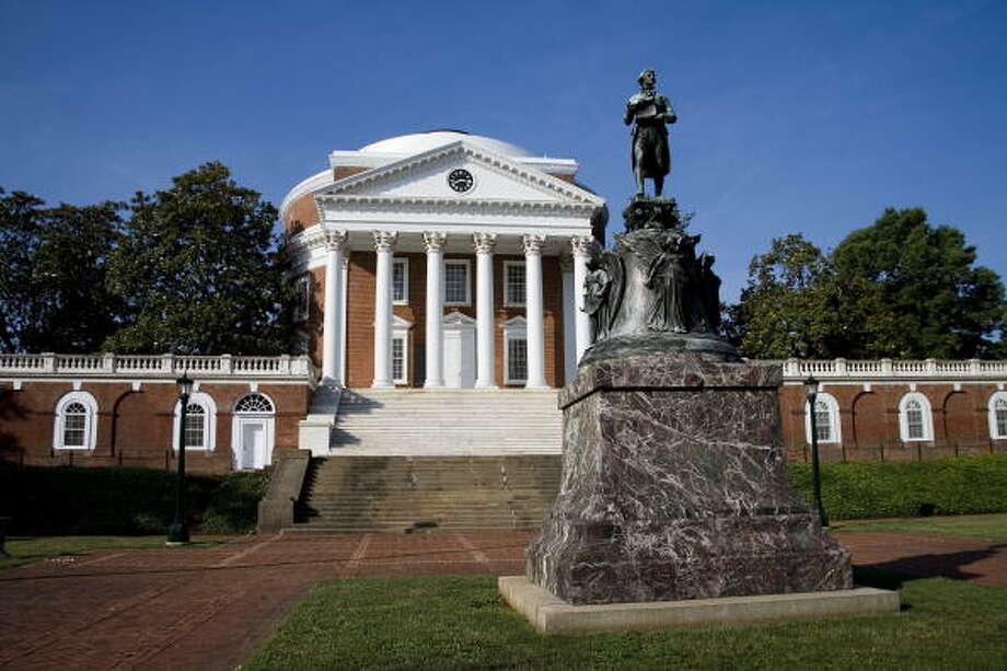21. University of Virginia Photo: Stephen St. John, Getty Images / National Geographic