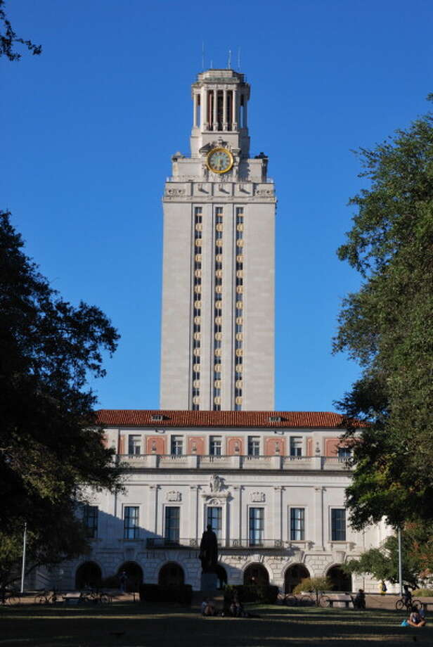 The University of Texas has risen in some rankings, but slipped in others. Photo: AFP, Getty Images / 2011 AFP