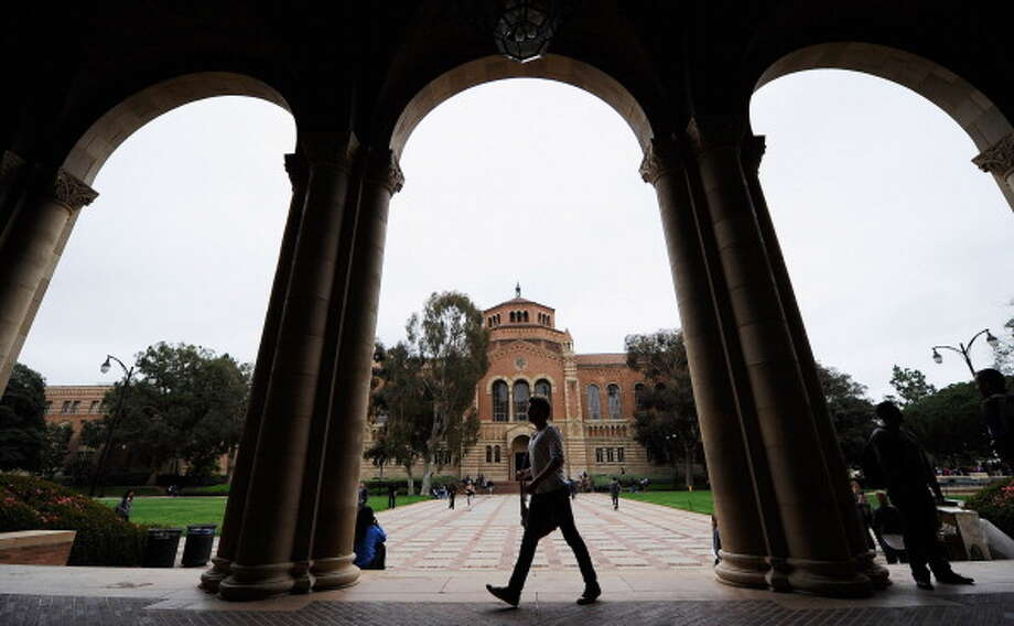 20. University of California - Los Angeles Photo: Kevork Djansezian, Getty Images / 2012 Getty Images