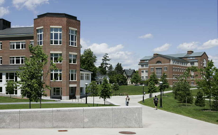 10. Dartmouth College Photo: Bloomberg, Getty Images / Bloomberg