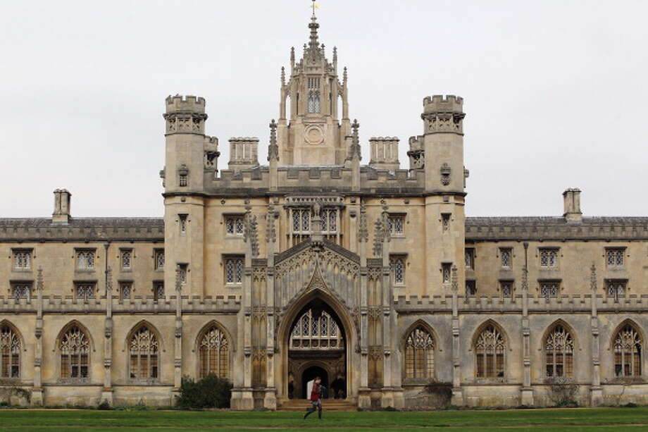 19. Cambridge University Photo: Dan Kitwood, Getty Images / 2012 Getty Images