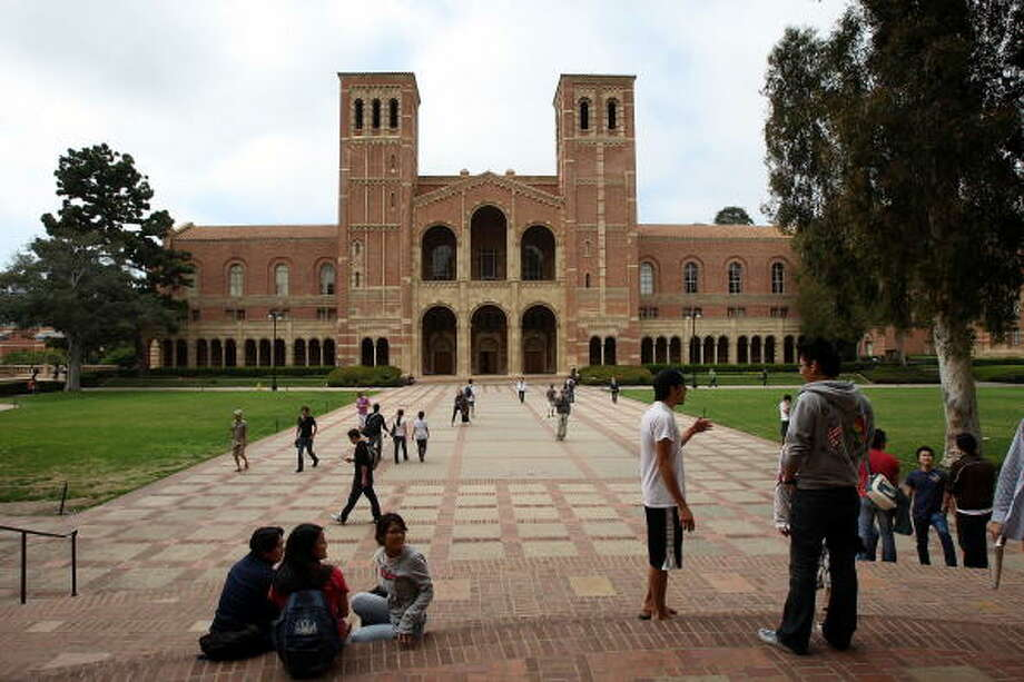12. University of California - Berkeley Photo: David McNew, Getty Images / 2009 Getty Images