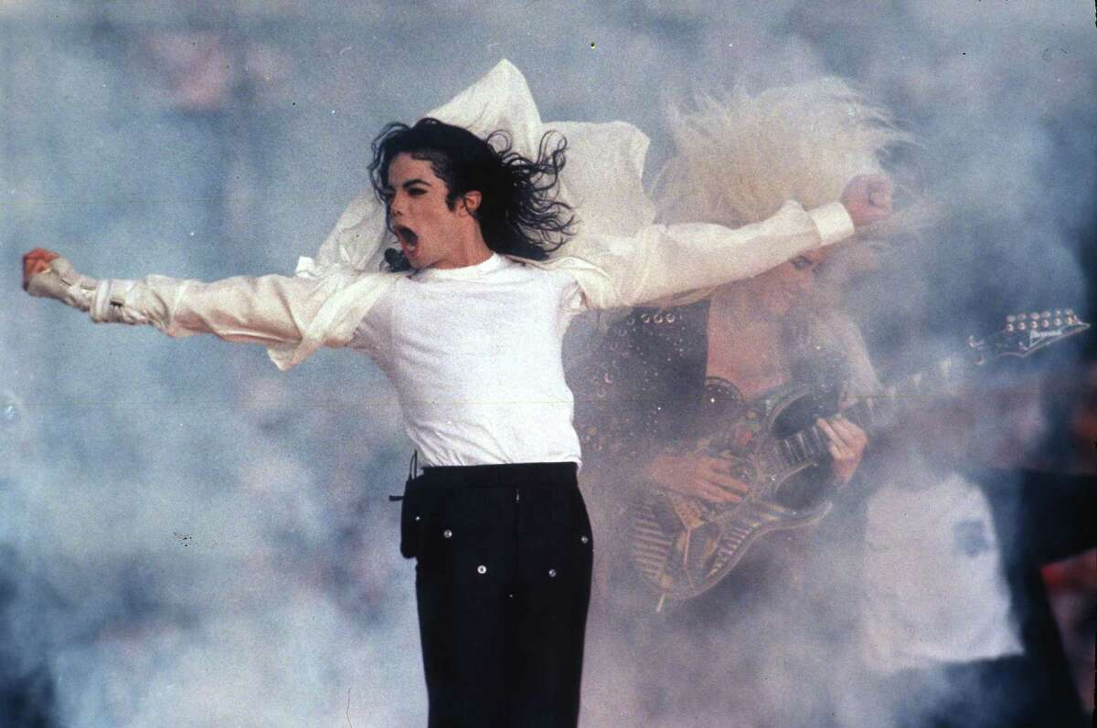 Michael Jackson The 1990s were not an easy decade for the wacky celeb, but the