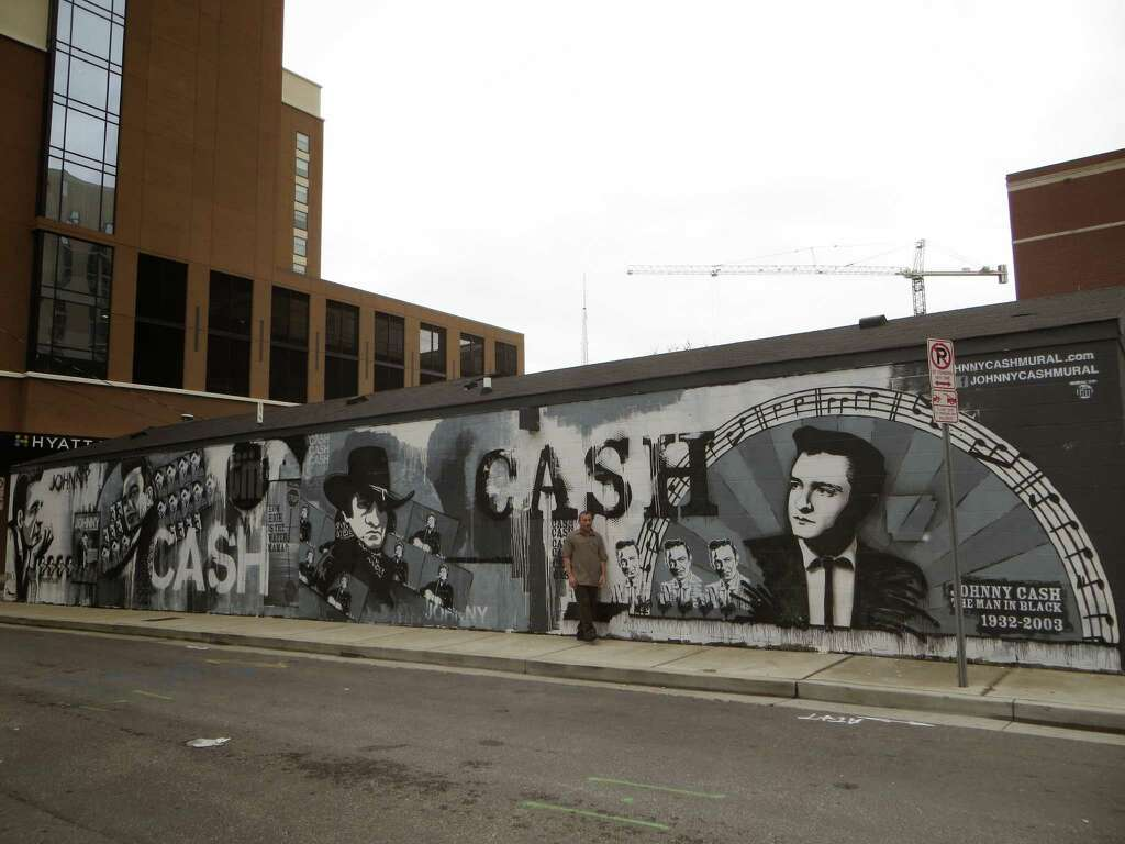 Johnny Cash Museum near honky-tonk row - San Antonio Express-News