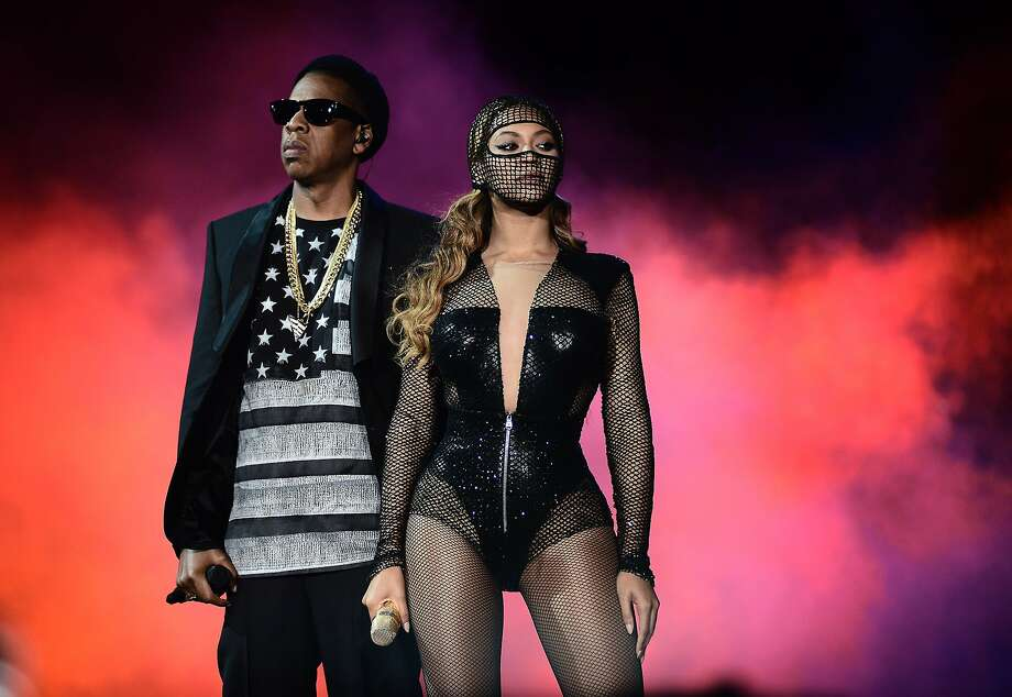 Jay Z and Beyoncé will perform again at AT&T Park in San Francisco before taking their On the Run tour to Paris. Photo: Mason Poole, Associated Press