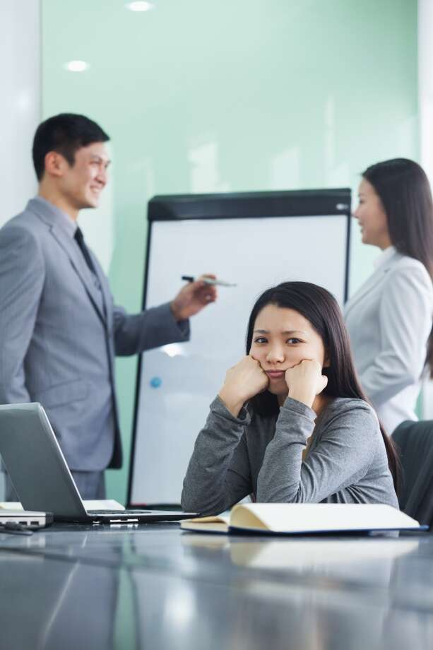 My current boss is under-utilizing me.This type of statement reflects badly on you and not your boss. Potential employers may wonder why you are not being given more responsibilities. More importantly, they will make assumptions about the type of work you produce. After all, employees who deliver quality projects are always given more to do. Photo: XiXinXing, Getty Images/Xixinxing