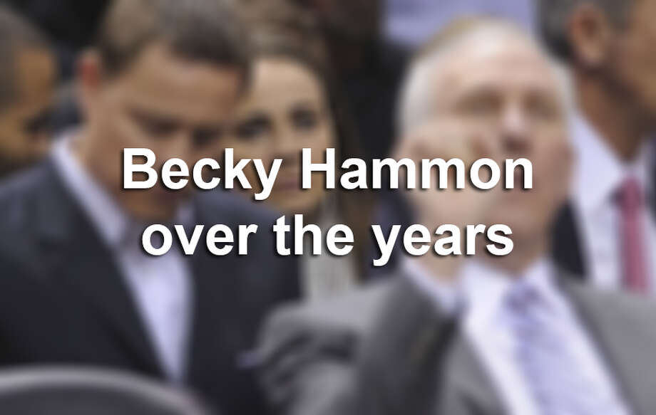 Becky Hammon, who spent time with the Spurs in the past, now has a 