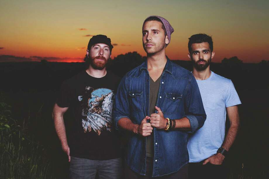 "Fresh off their appearance on ""America's Got Talent, "" Connecticut folk-rock band Beach Avenue opens for Jake Miller at Alive@Five on Thursday, Aug. 7 Photo: Contributed Photo / Stamford Advocate Contributed"