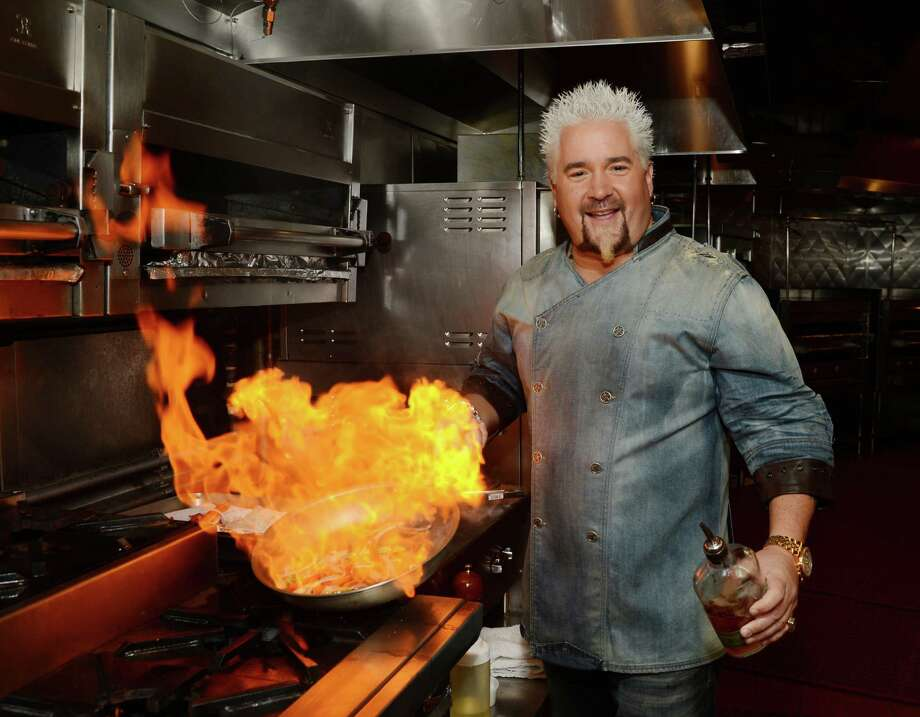 Chef, restaurateur and cookbook author Guy Fieri will open eateries on college campuses across the country called Guy Fieri on Campus. Photo: The Quad, Photographer Denise Truscello / The Quad