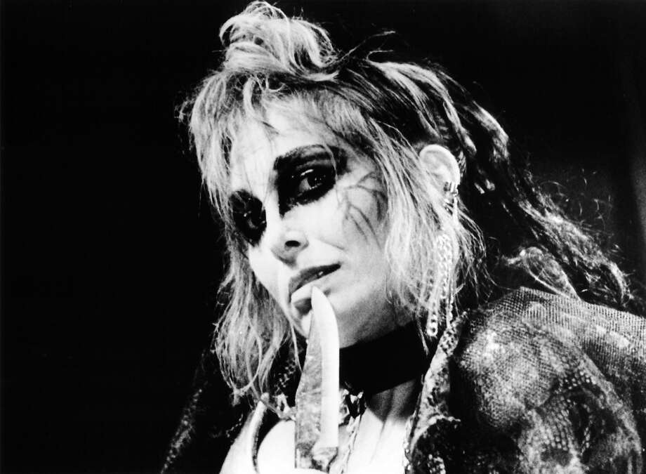 """Marilyn Burns had a leading role in the 1985 film """"Future Kill,"""" among other slasher movies. Photo: Michael Ochs Archives"""