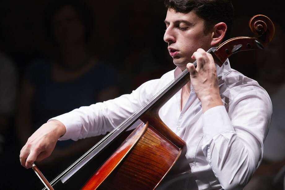 Narek Hakhnazaryan's plays with rich tone and emotional clarity. Photo: Morgan Ostrander