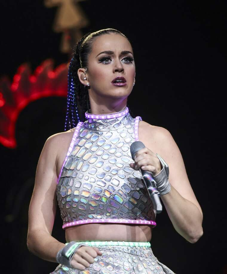 Katy Perry:If you ever wanted to see a Lisa Frank poster come to life with its very own soundtrack, this is it. Sept. 22-23. SAP Center at San Jose, 525 W. Santa Clara St., San Jose. (800) 745-3000. www.ticketmaster.com.