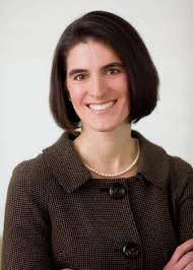 Selectman Cristin McCarthy Vahey will face Registrar Matthew Waggner in the Democratic primary for the 133rd General Assembly district. Photo: Contributed Photo /  Fairfield Citizen contributed