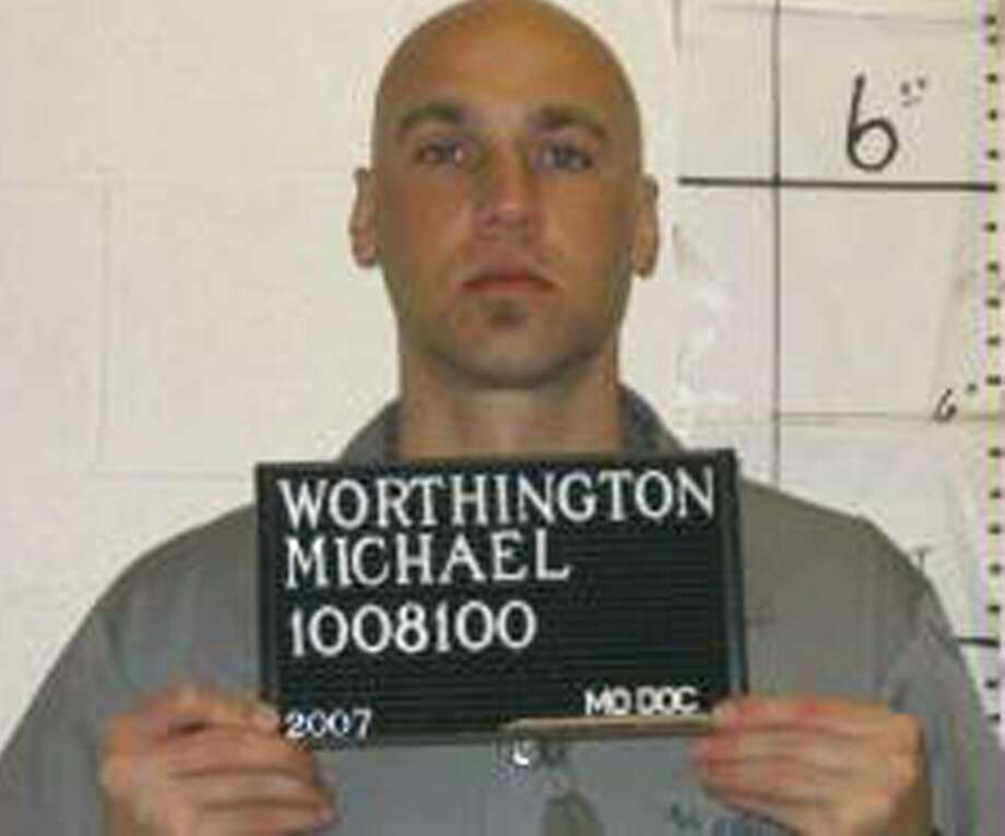 Michael Worthington was linked by DNA to the attack. Photo: Associated Press
