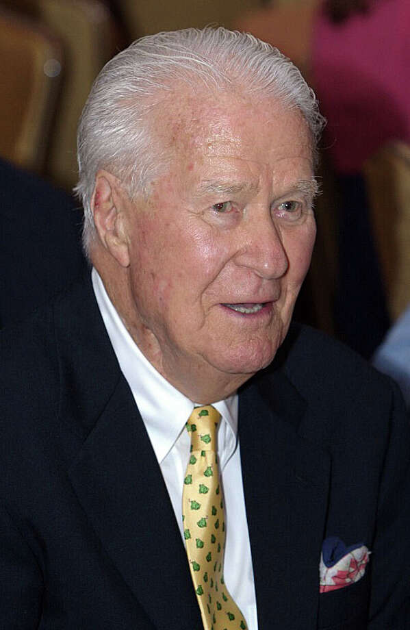 Tom Shepard, of Greenwich, is the former publisher of LOOK magazine. Photo: Contributed Photo / Greenwich Time Contributed