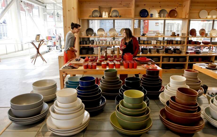 Heath Ceramics in San Francisco. Photo: Michael Macor, The Chronicle