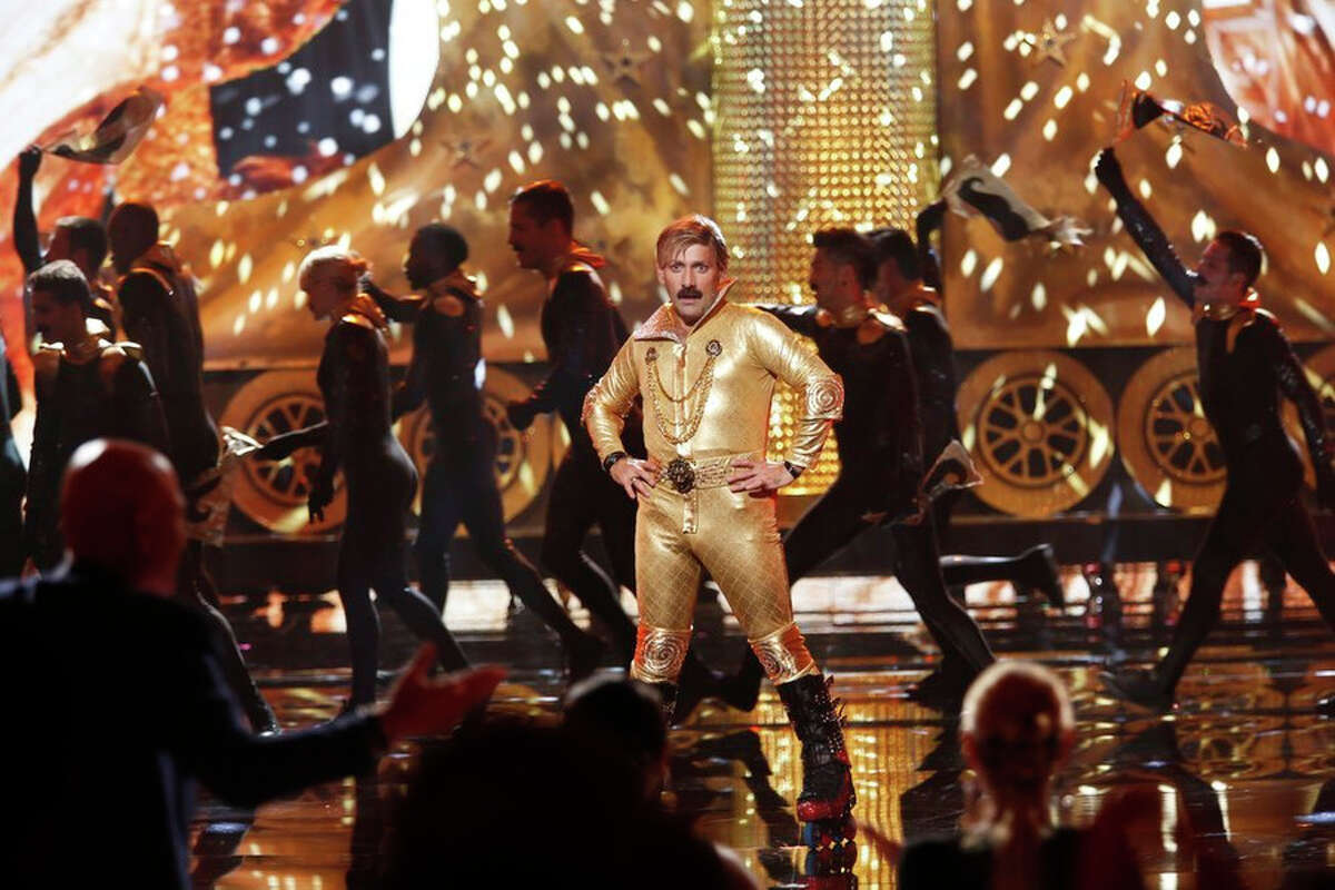 AMERICA'S GOT TALENT -- Episode 912 -- Pictured: Juan Carlos -- (Photo by: Eric Liebowitz/NBC)