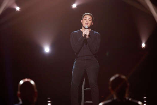AMERICA'S GOT TALENT -- Episode 912 -- Pictured: Jaycob Curlee -- (Photo by: Eric Liebowitz/NBC) Photo: NBC, Eric Liebowitz/NBC / 2014 NBCUniversal Media, LLC.