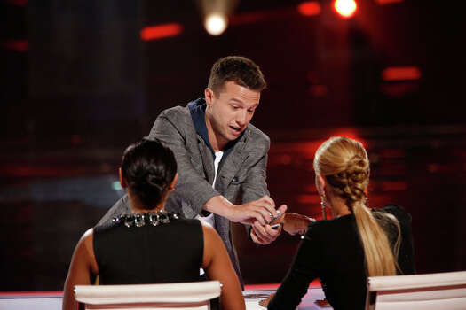 AMERICA'S GOT TALENT -- Episode 912 -- Pictured: Mat Franco -- (Photo by: Eric Liebowitz/NBC) Photo: NBC, Eric Liebowitz/NBC / 2014 NBCUniversal Media, LLC.