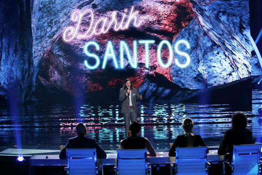 AMERICA'S GOT TALENT -- Episode 912 -- Pictured: Darik Santos -- (Photo by: Eric Liebowitz/NBC) Photo: NBC, Eric Liebowitz/NBC / 2014 NBCUniversal Media, LLC.