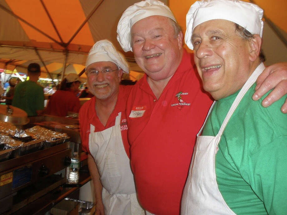 More than 300 volunteers will be needed to run the four-day St. Jude Italian Festival, Wednesday through Saturday, Aug. 20-23, in Monroe. Photo: Contributed Photo / Connecticut Post Contributed