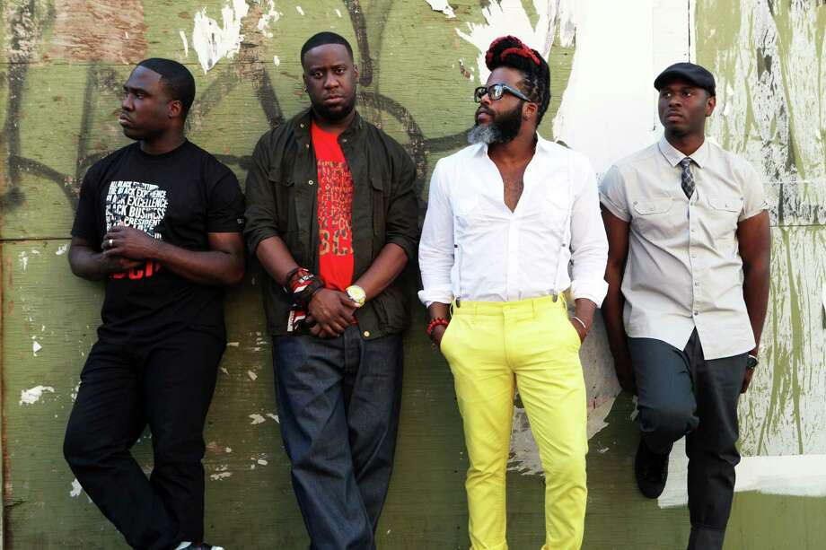 The Robert Glasper Experiment Photo: Janette Beckman