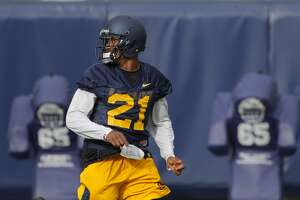 Cal seniors excited for season opener vs. Grambling State - Photo