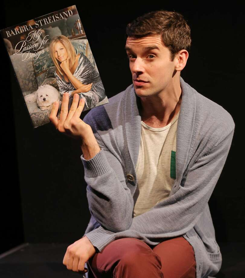 "Michael Urie, most famous for his role in ""Ugly Betty,"" stars in Jonathan Tolins' hit one-man show ""Buyer & Cellar."" Photo: Joan Marcus"