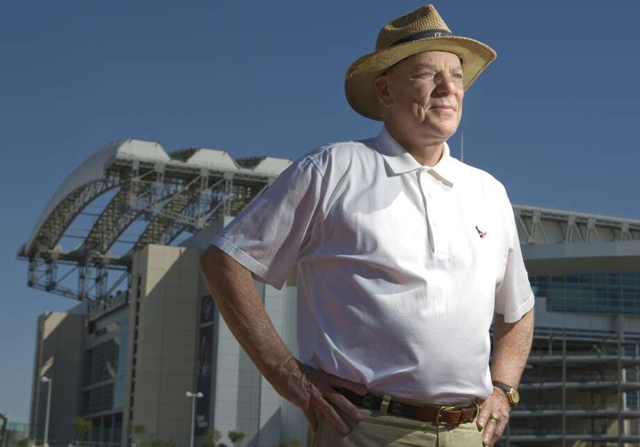 Texans owner Bob McNair will forever be known as the man who brought pro football back to Houston after the Oilers following the 1996 season. Here's a look at his time in town. Photo: Nick De La Torre, HOUSTON CHRONICLE