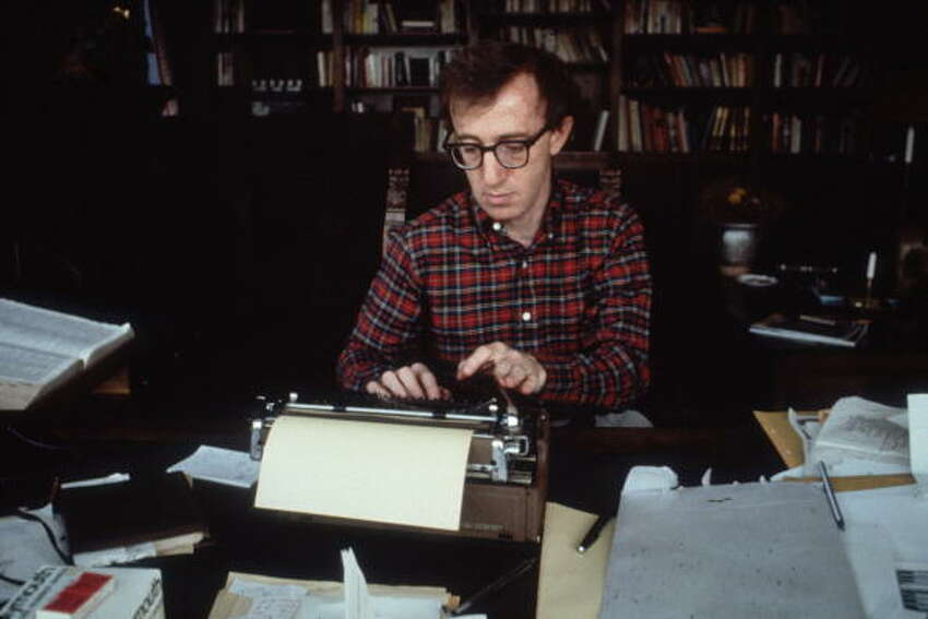 There: Woody Allen for MANHATTAN, ANNIE HALL, CRIMES AND MISDEMEANORS, MATCH POINT, HANNAH AND HER SISTERS . . .