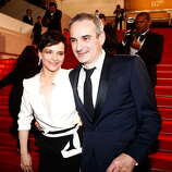 Close: Olivier Assayas, shown here with Juiliette Binoche, for SUMMER HOURS and LATE AUGUST, EARLY SEPTEMBER.