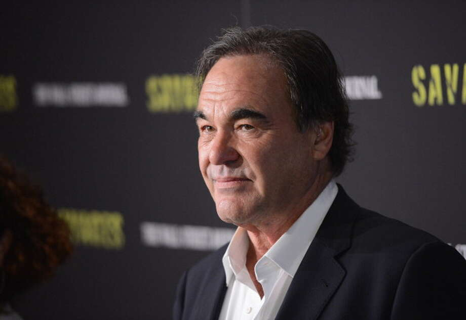 Oliver Stone– In an Oct. 12 New York Daily News article, model Carrie Stevens accused Stone of sexual assault. Stone has not commented on the accusations. Photo: Stephen Lovekin, Getty Images / 2012 Getty Images