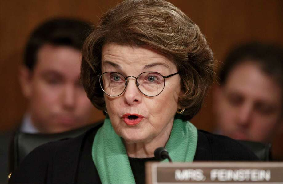 Sen. Dianne Feinstein, D-Calif., chair of the Senate Intelligence Committee, is right to press for more disclosure by the CIA,  which is trying evade thorough oversight by Congress. Photo: J. Scott Applewhite, Associated Press / AP