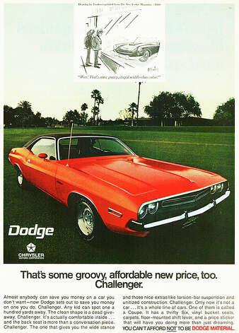 1971 Dodge Challenger 6694990 Houston Chronicle