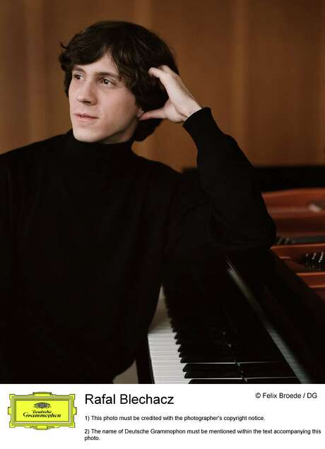 Rafal Blechacz won first place and five other prizes in the 2005 Chopin International Piano Competition. It was the first sweep in the contest's history. Photo: Felix Broede