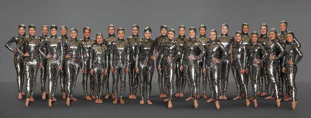 AMERICA'S GOT TALENT -- Season 9 -- Pictured: Hart Dance Team -- (Photo by: Jonathan Orenstein/NBC) Photo: NBC, Jonathan Orenstein/NBC / 2014 NBCUniversal Media, LLC.