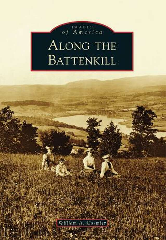 """Along the Battenkill"" from Arcadia Publishing's Images of America series"