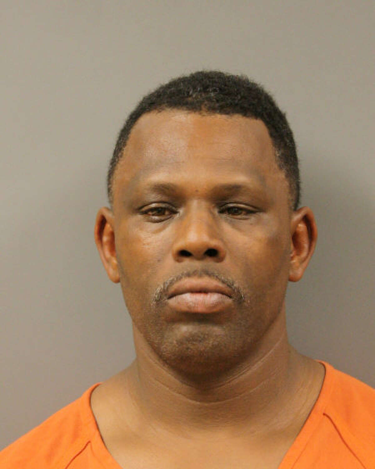 Isiah Carden, 46, of Spring, an agricultural specialist for U.S. Customs and Border Protection, has been charged with a misdemeanor as part of a nation-wide sweep of prostitutes and their customers. (Harris County Sheriff's Office)