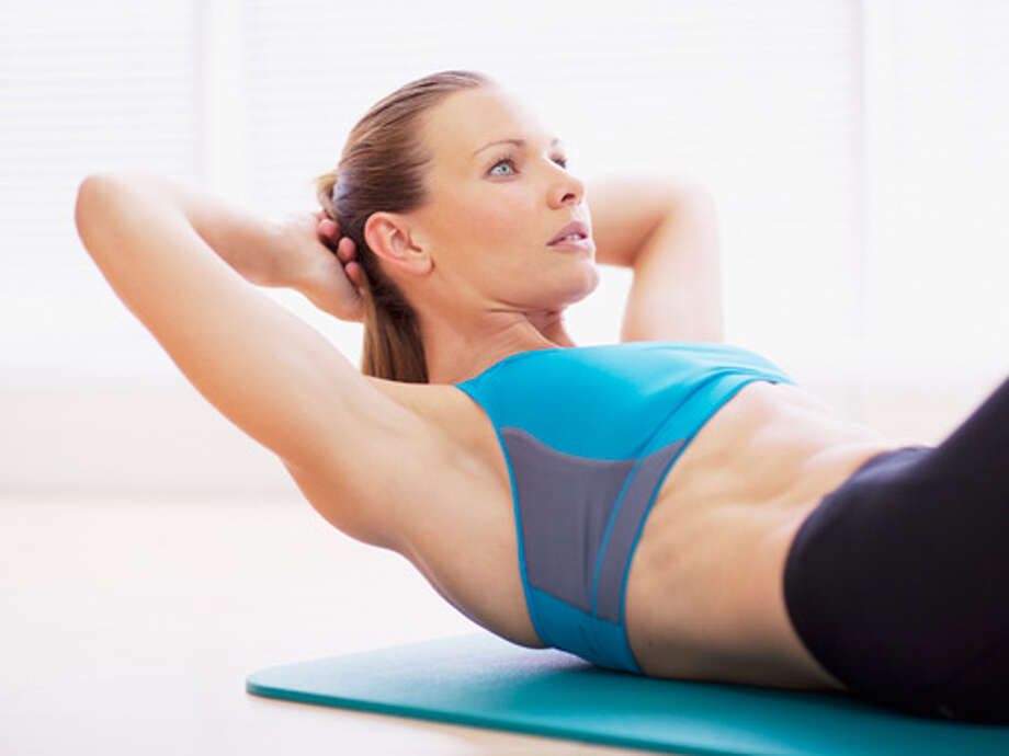 """Get movingExercise may be the last thing you feel like doing when you're dragging, but even six-to-ten minutes of aerobic moves and stretching can increase blood flow and circulation to the face, says celebrity dermatologist Dr. Ava Shamban. """"You're going to get some warmth up there and get a little bit of blush going."""" Knee lifts, jumping jacks, and sit-ups followed by a few downward dogs are just what the doctor ordered.             50 Simple Little Ways to Feel Sexy                        40 No-Fail Beauty Shortcuts                         23 Easy Ways to Organize Your Life                        100 Celeb Hairstyles For Every Length                        75 Most Iconic Hairstyles of All Time                       Photo: Getty Images"""
