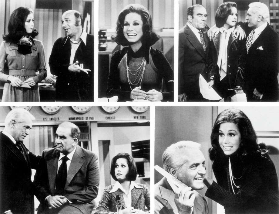 398119 (BC-BPI-FINALE) Scenes from 'THE MARY TYLER MOORE SHOW.' BPI DIGITAL PHOTO  1991 CBS INC. Photo: STF / CBS INC.