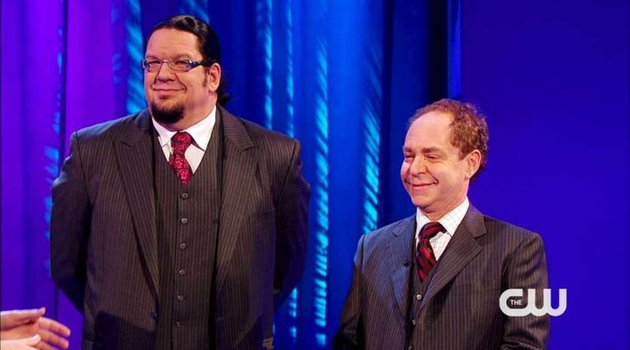 'Penn and Teller: Fool Us' The show airs its season finale on The CW on Wednesday, September 24th at 7 p.m. Photo: The CW