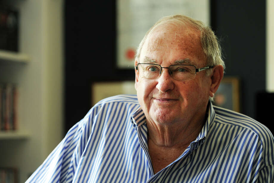 Lowell P. Weicker, Jr. speaks during an interview at his home in Old Lyme, Conn., Aug. 5, 2014. Weicker served as Governor of Connecticut (1991-1995), was a U.S. Senator (1971-1989), and a U.S. Representative (1969-1971). He was also First Selectman for the Town of Greenwich, his former hometown. Photo: Ned Gerard / Connecticut Post